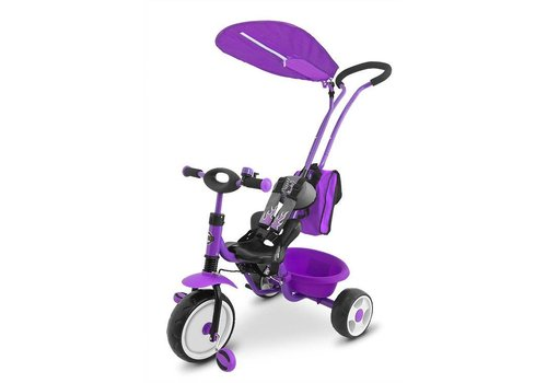 Driewieler Bob DeLux violet