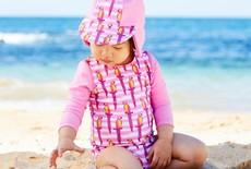 Hoe je je baby's huid beschermt deze zomer