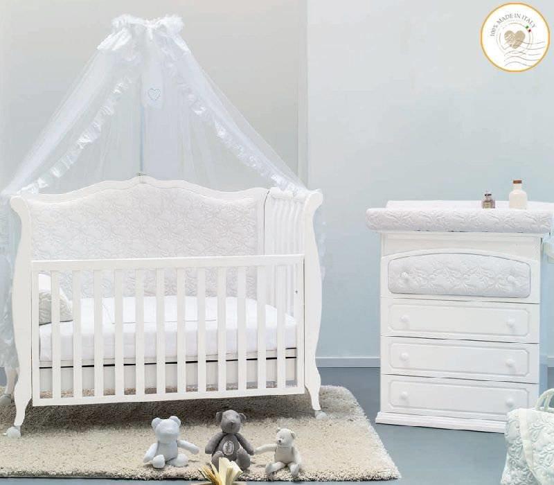 Baby Kamers Compleet.Complete Babykamer Rinascimento Romantische Perfectie Baby En