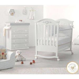 Complete babykamer Pregio - wit