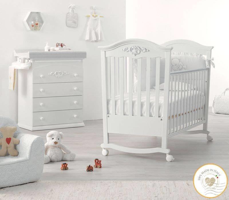 Baby Kamers Compleet.Complete Babykamer Pregio Romantische Perfectie Baby En