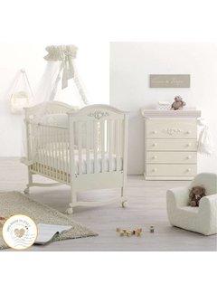 Complete babykamer Pregio - ivoor