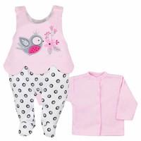 2-Delige babykledingset - Love Birds