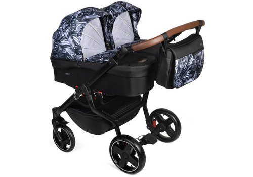 Tweeling kinderwagen - Quick Twin 12
