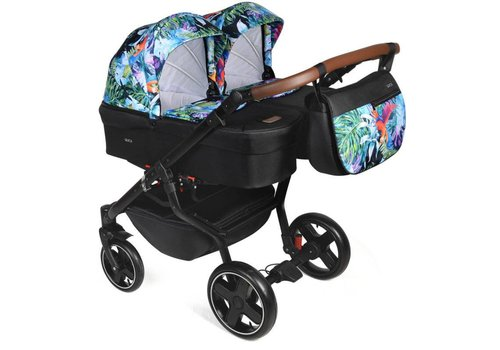 Tweeling kinderwagen - Quick Twin 13