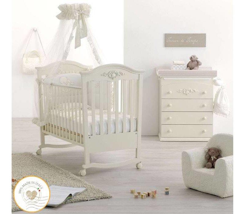 Complete Klassiek-romantische babykamer Pregio