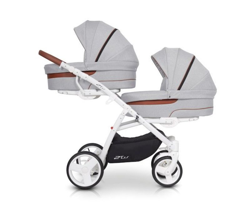 Tweeling kinderwagen - 2 Of Us - 02