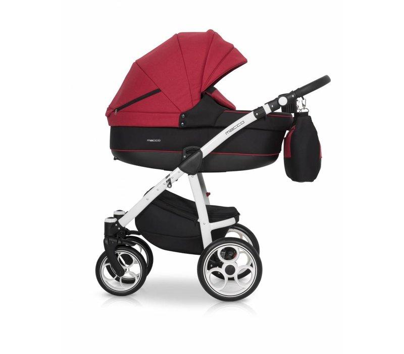 Combi kinderwagen Macco - Scarlet