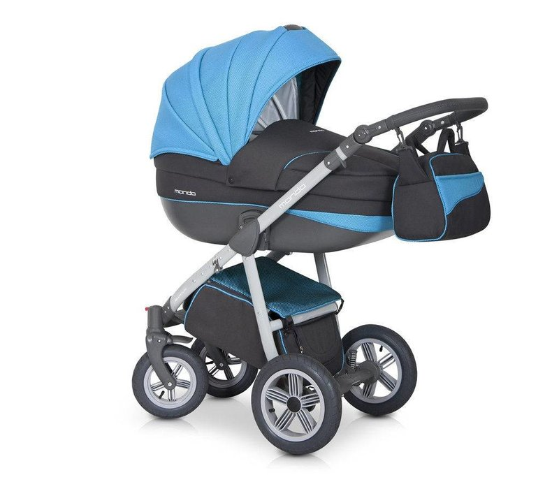 Kinderwagen combi Mondo GL-Adria