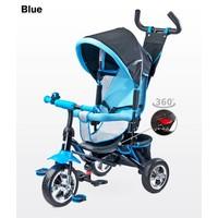Driewieler Timmy - blauw