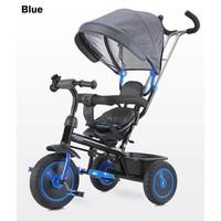 Driewieler Buzz - blauw