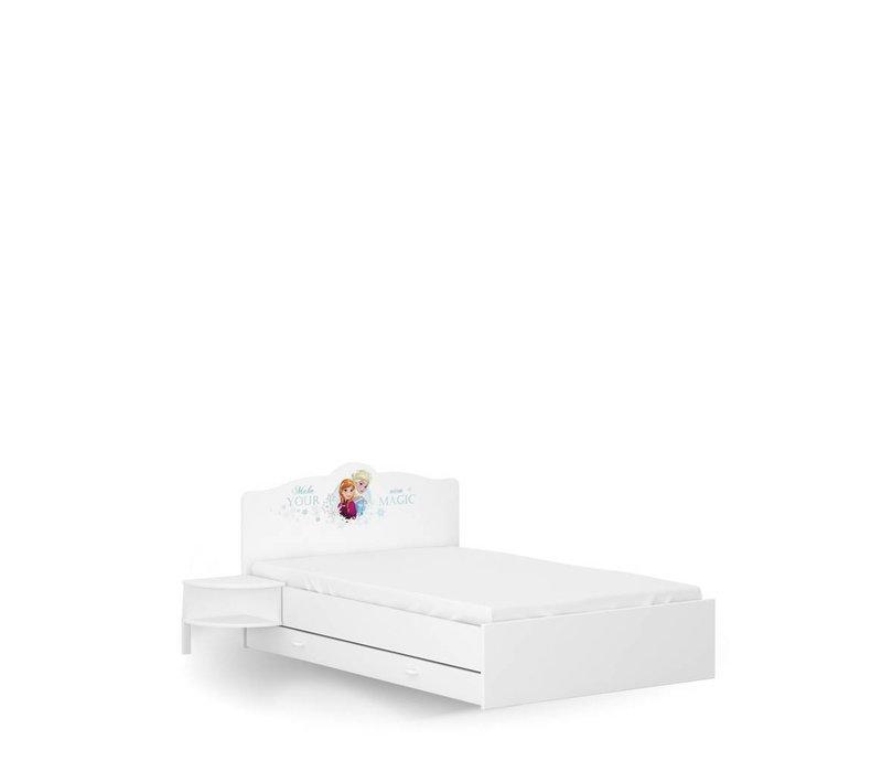 Frozen bed 120