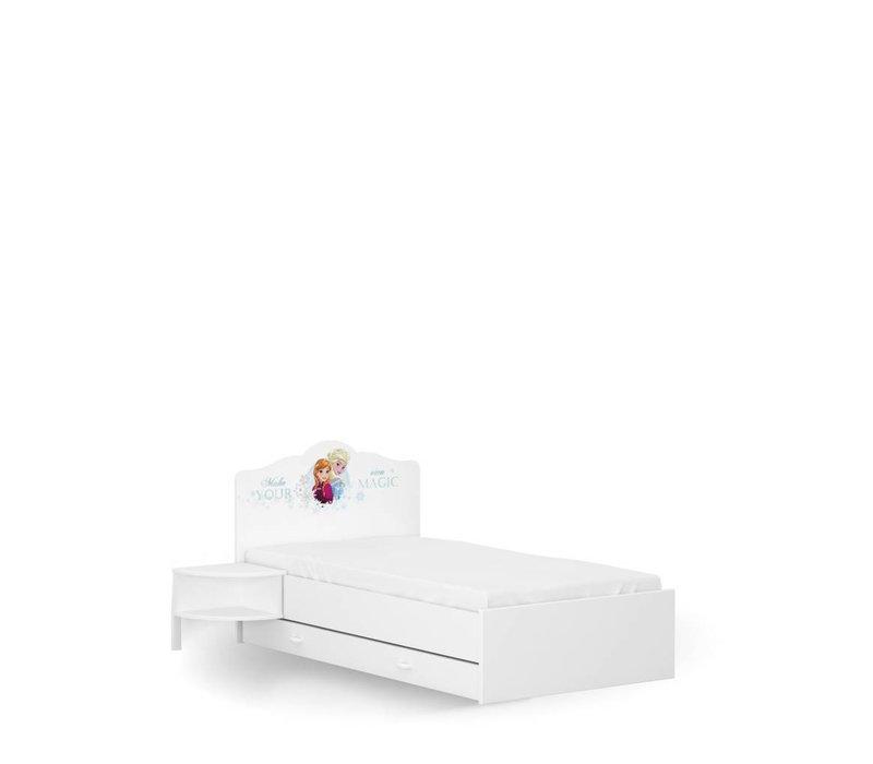 Frozen bed 90