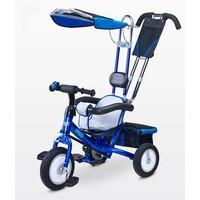 Driewieler Derby blauw
