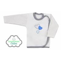 Baby overslag shirt - Love Bear