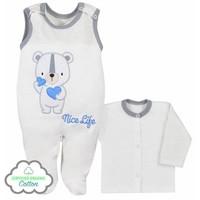 2-Delige babykledingset - Love Bear