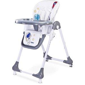 Kinderstoel Luna - grijs