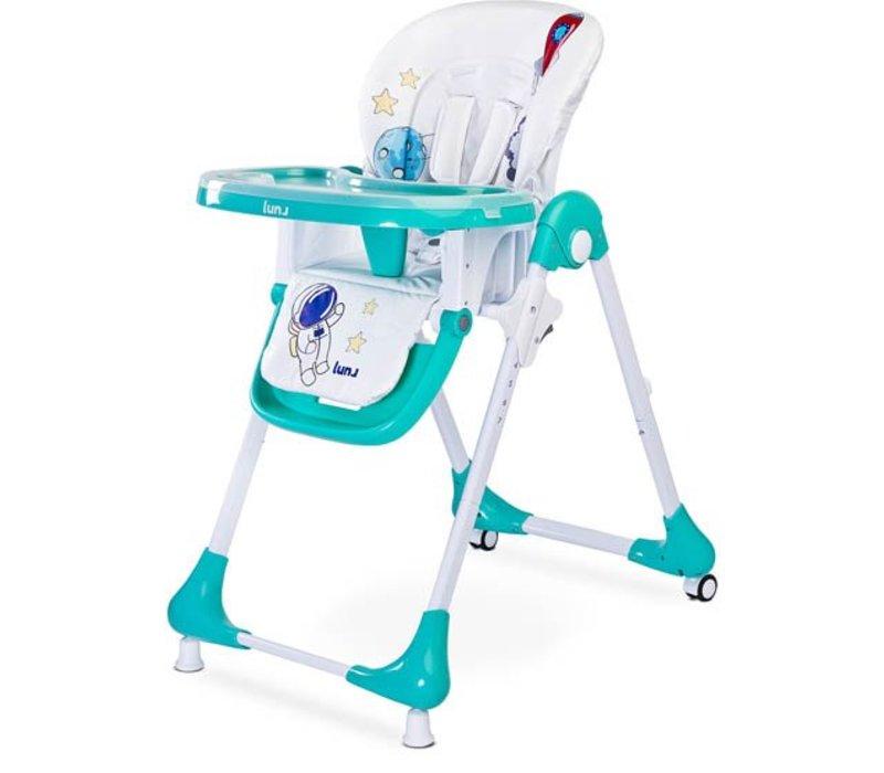 Kinderstoel Luna - mint