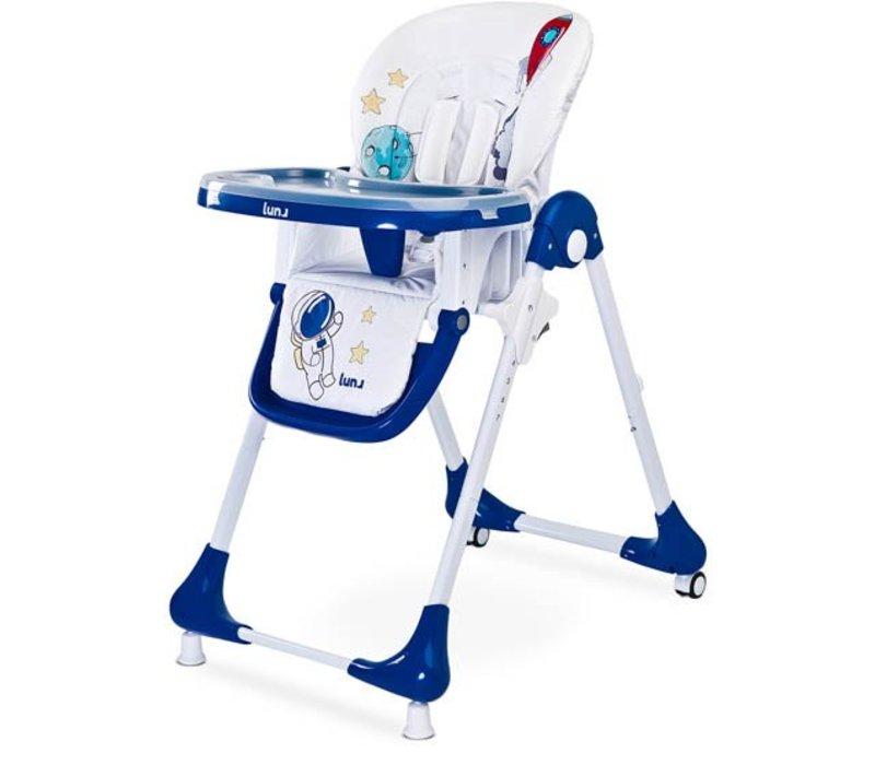 Kinderstoel Luna - navy