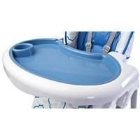 Kinderstoel One - blauw