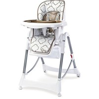 Kinderstoel One - bruin