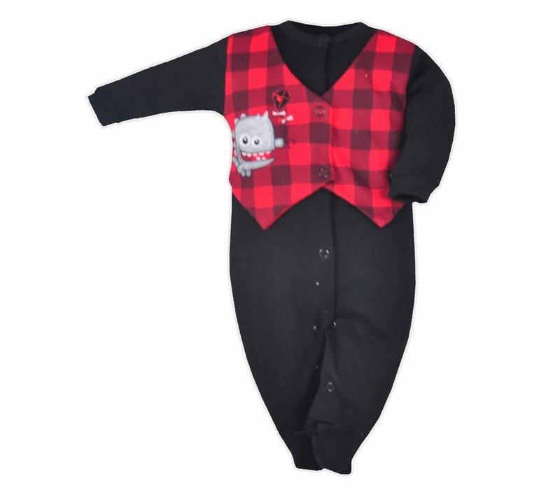 Baby pyjama Monster