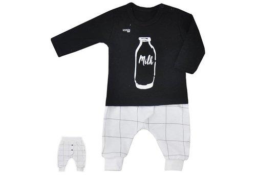 Babykleding setje Milk
