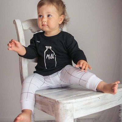 Stoere Babykleding Voor Meisjes.Kleertjes Uit Collectie Milk Perfect Voor Stoere Babykleding