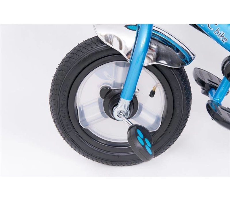 Driewieler Magic Bike - blauw