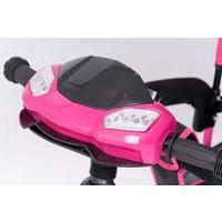 Driewieler Magic Bike - roze