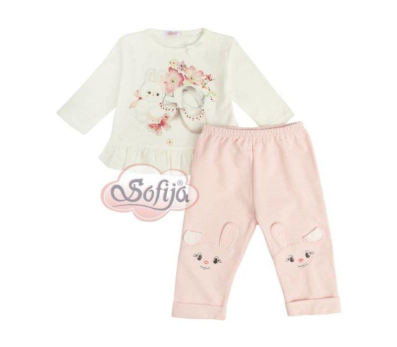 2-Delige babykledingset  - Melanie