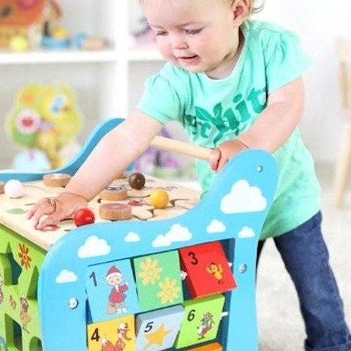 Waarom een baby loopwagen een goede keus is