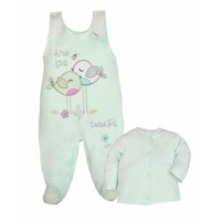 2-Delige babykledingset - True Love - mint