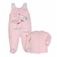 2-Delige babykledingset - True Love - roze