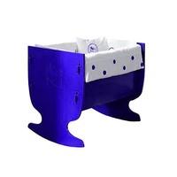 Wieg Davis - electric blue