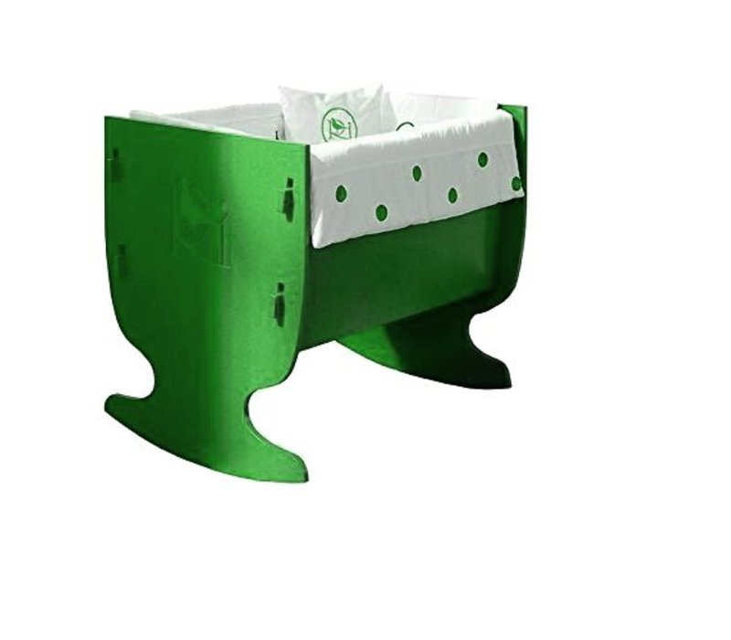 Wieg Davis - groen