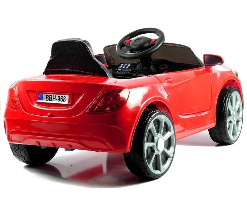 Elektrische kinderauto BBH968 rood