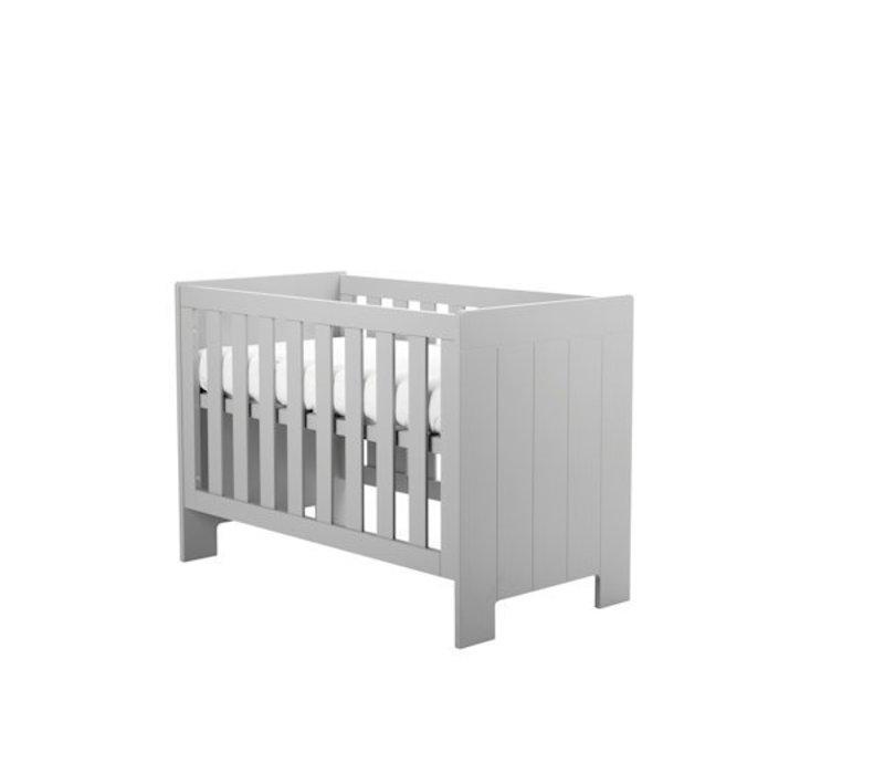 Baby ledikant Calmo 120 x 60 cm - grijs