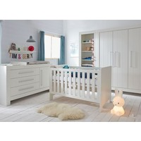 Complete babykamer Calmo - wit