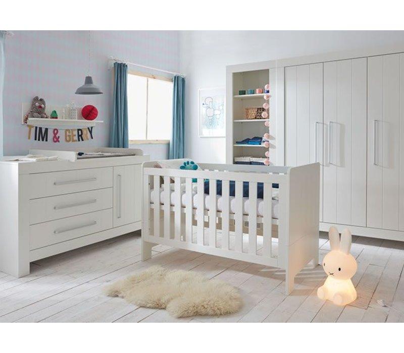 Complete babykamer Calmo - grijs