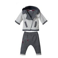 2-Delige katoenen babykledingset  - Bruno