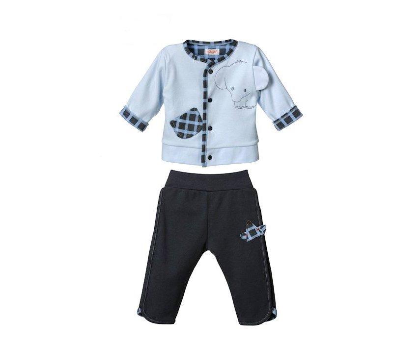 2-Delige katoenen babykledingset  - Gabry