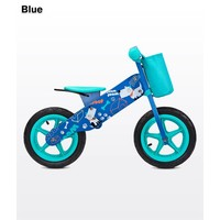 Houten loopfiets Zap - blauw