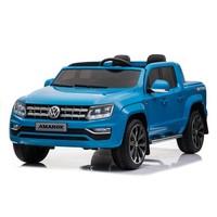 Elektrische kinderauto VW Amarok - blauw