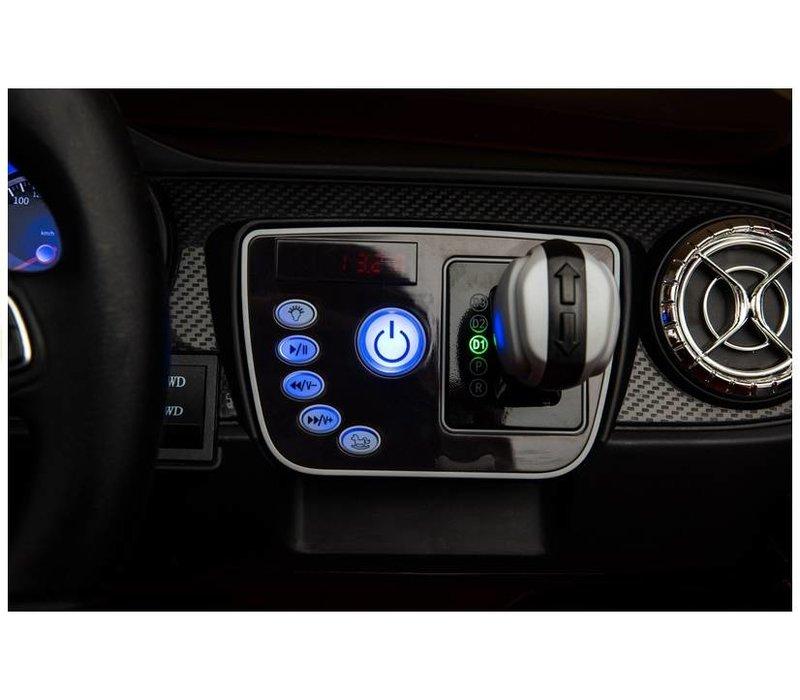 Elektrische kinderauto Mercedes X-klasse - rood 1
