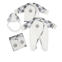 3-Delige babykleding geschenkset  - Elegant