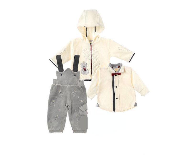 3-Delige babykleding geschenkset  - Frodo