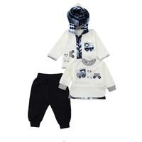 3-Delige babykleding geschenkset  - Mattie