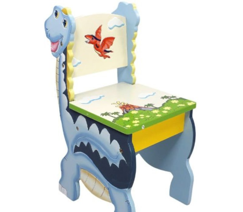 Tafeltje + 2 stoeltjes - Dinosaurus Koninkrijk