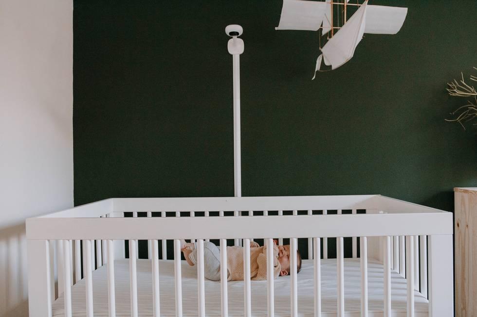 Creëer de beste slaapomgeving voor baby's met deze 8 tips